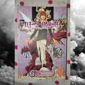 Deathnote Chapter 6